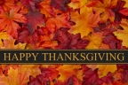 It's Turkey Day! What are you thankful for? We're thankful for you!